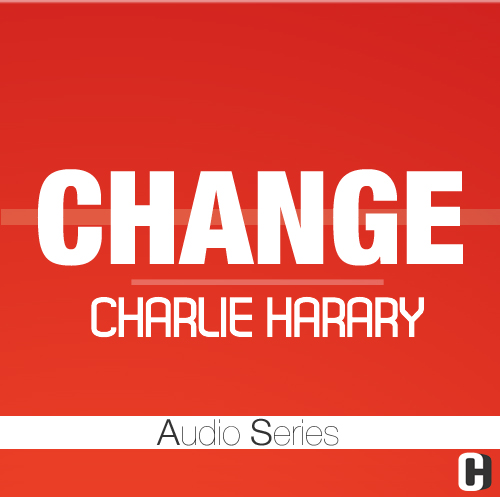 Charlie Harary Change Audio Series Cover 6