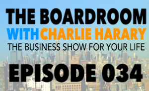The Boardroom Logo 034