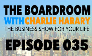 The Boardroom Logo 035