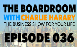 The Boardroom Logo 036